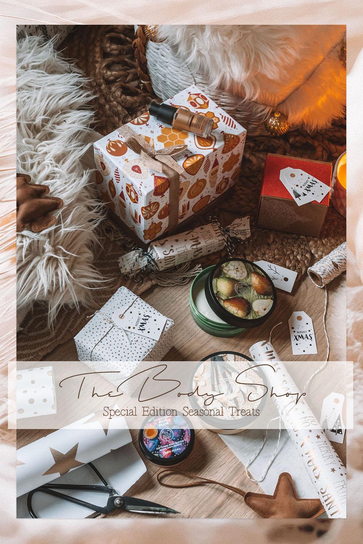 Special Edition Seasonal Treats by The Body Shop