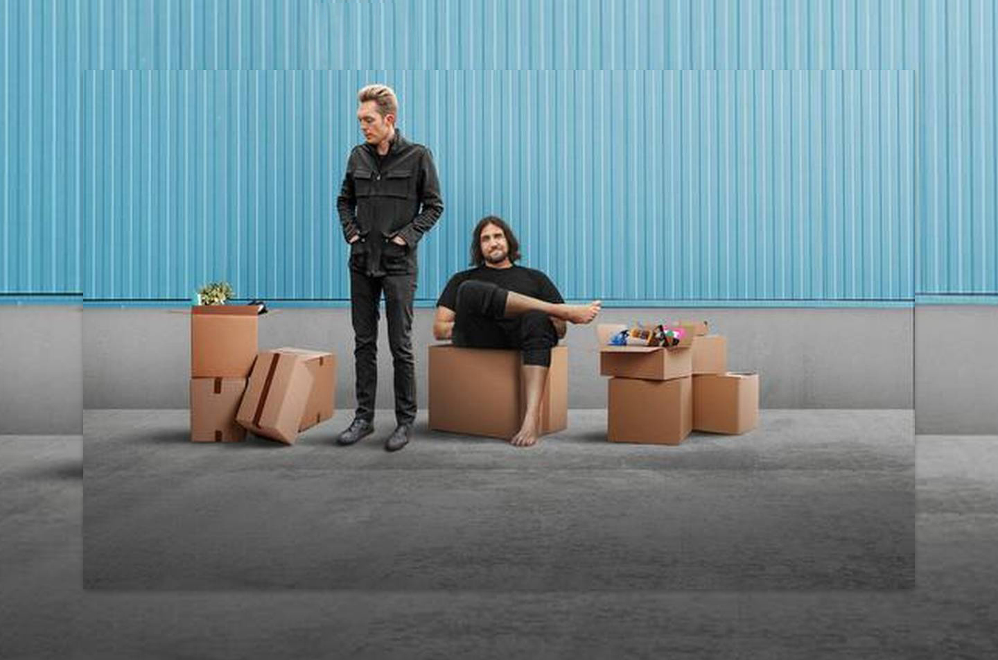 Netflix The Minimalists - Less is now