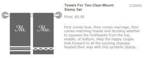 SS-Towel for Two