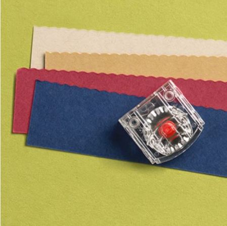 Small Scallop Rotary Blade