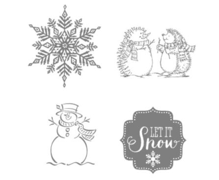Best of 25 - November Snow