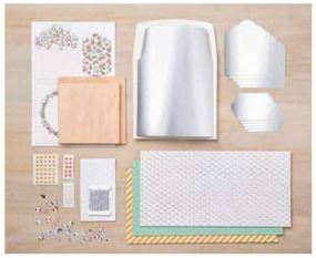 Cottage Greetings Kit Supplies
