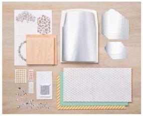 Cottage Greetings Kit Supplies