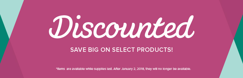 Year-End Sales Event – Discounted Items