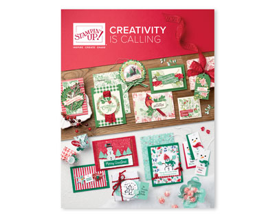 Stampin' Up! Holiday Catalog 2019-2020 (PDF)