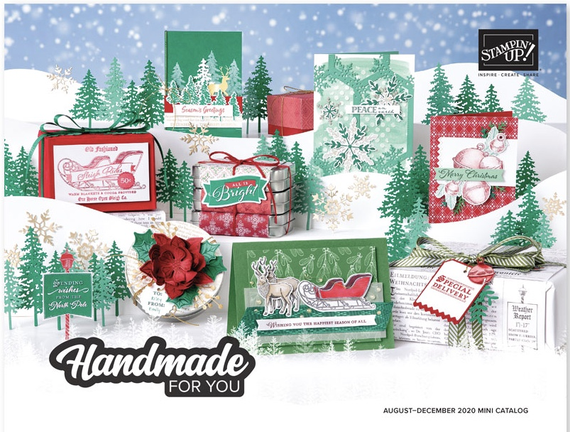 Stampin' Up! Aug-Dec 2020 Mini Catalog (PDF)