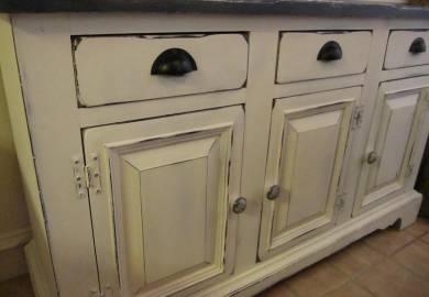 Antique Kitchen Work Tables