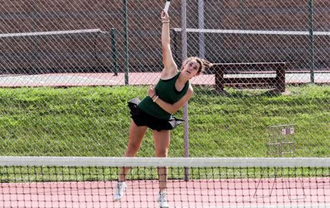 Wrapping up the 2016 LHS Girls' Tennis Season