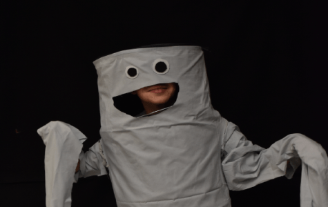 Last Minute D.I.Y. Halloween Costumes