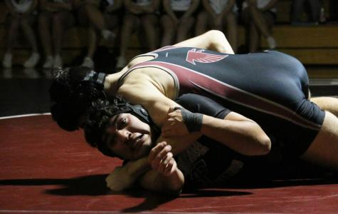 Wrestling falls to long-time rival, Rockwood Summit 34-42
