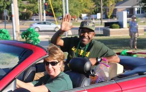Lindbergh School District celebrates Homecoming Week with their annual Homecoming Parade