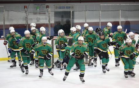 Hockey falls to SLUH 1-6