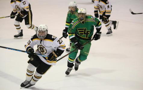 Hockey falls to Oakville 3-7