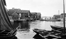 1911, sommaren, Smögen
