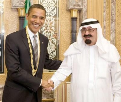 Presidenten och kungen (Bild: Wikipedia)