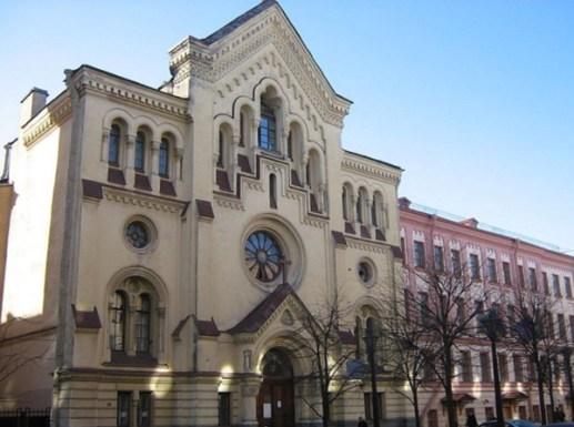 petersburg-svenska-kyrkan