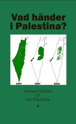 vad hander i palestina