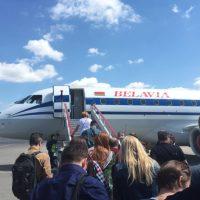 Resebrev från Kiev till Moskva via Minsk