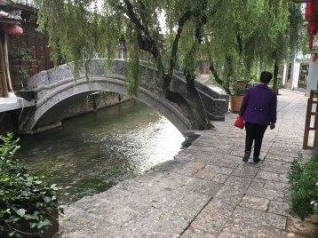 Bron med tårpilen som alla fotograferar