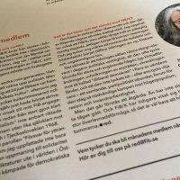 Om Folket i Bild/Kulturfront i Folket i Bild/Kulturfront