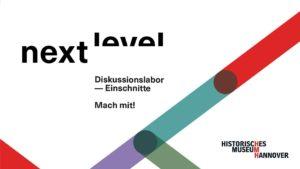 Diskussionslabor - Einschnitte