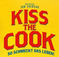 Kiss the cook Logo