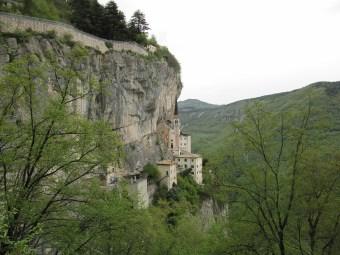 Madonna della Corona & Gardasee