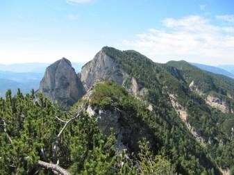 Vom Monte Cuc aus..