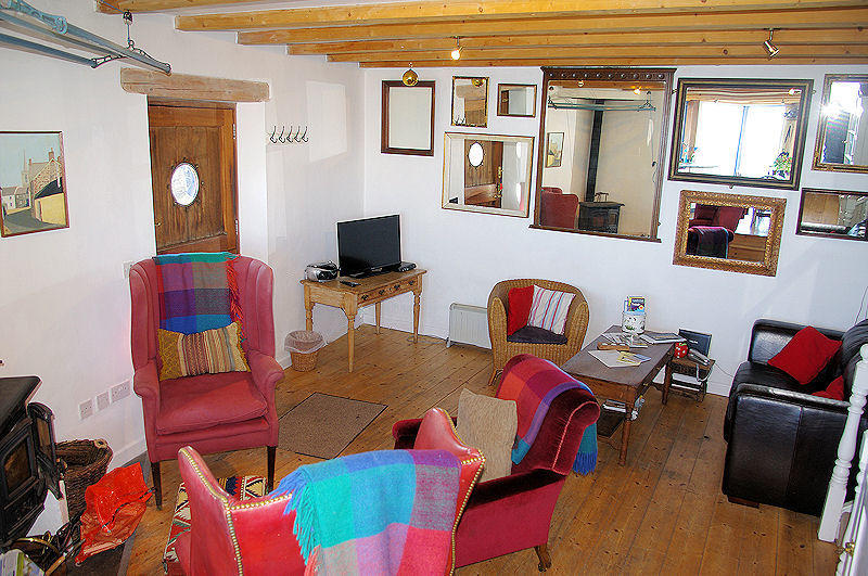 Boak Cottage - self catering cottage Cornwall