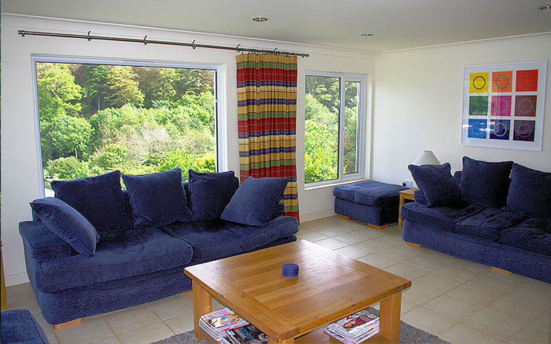 Self catering Cottages in Cornwall - Chymor Gillan Creek