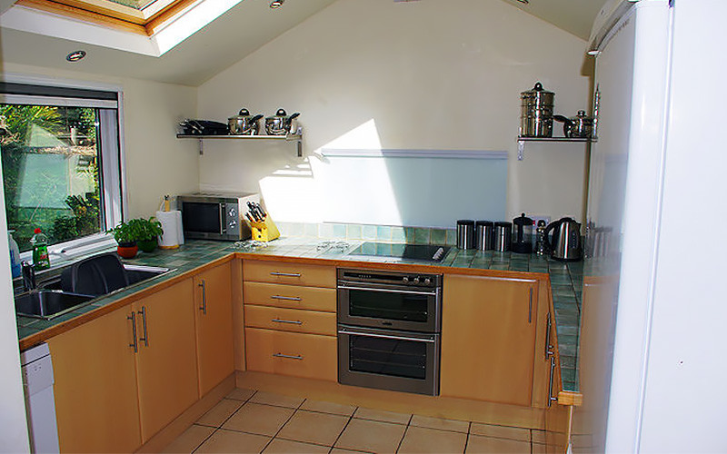 Chymor Cottage - kitchen - self catering Cornwall