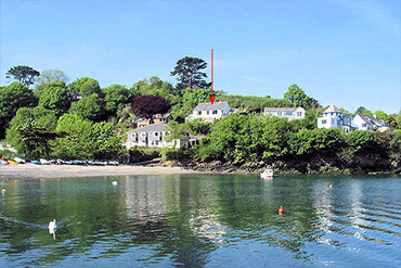 Cornwall Cottages Gillan Creek, Helford River