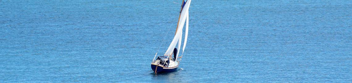 Sailing Cornwall