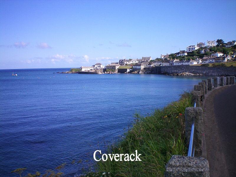 Coverack Cornwall