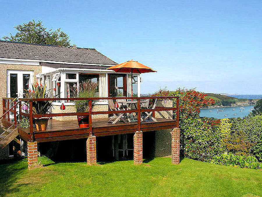 The Dell Gillan self catering in South Cornwall