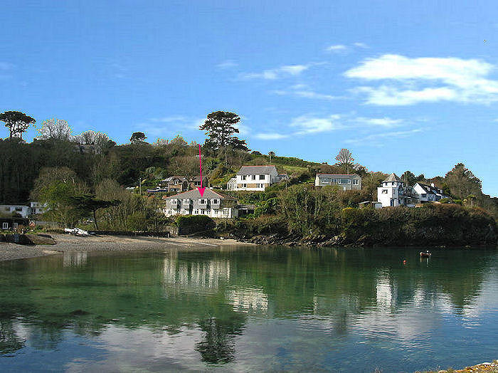 self catering cottage Cornwall - Gillan Creek