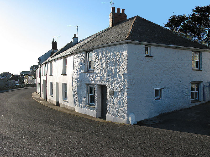 Cornwall Cottage Coverack Cornwall - self catering Lindford House