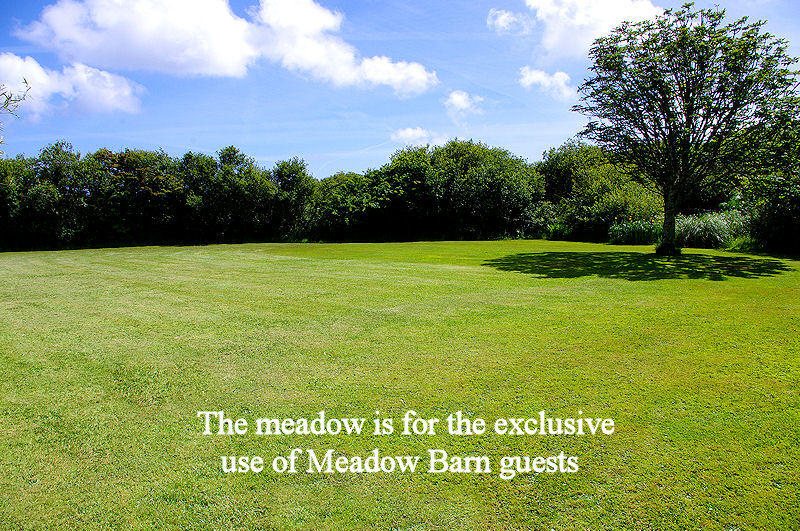 Meadow Barn Coverack - a meadow for yourself - Cornwall Cottages