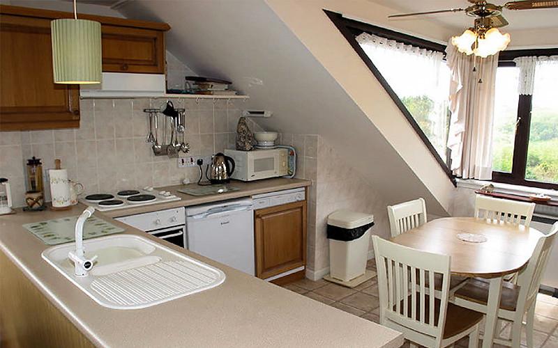 Ocean Cottage - Kitchen Diner - Cornwall