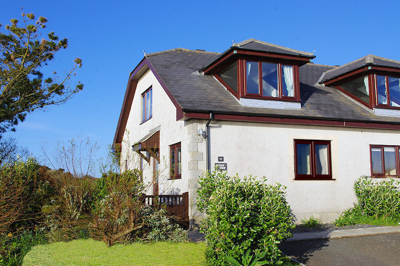 Cornwall self catering holiday property