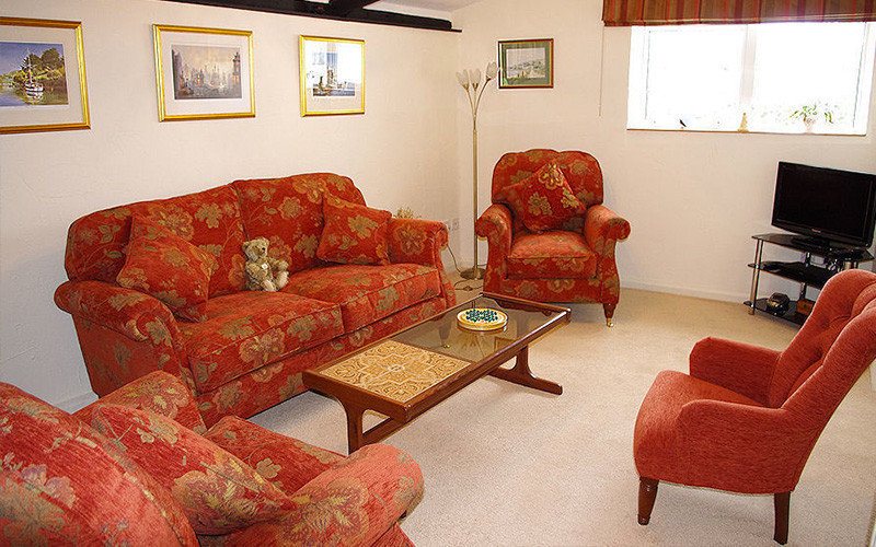 The Old Forge Cornwall - lounge - self catering Cornwall