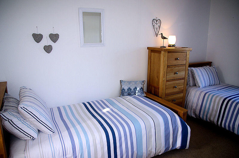Old Mill Cottage Cornwall Cottage - Bedroom 2