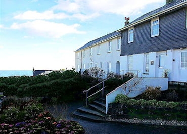 Holiday property Coverack Cornwall