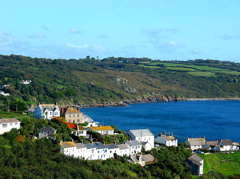 Holiday Property Cornwall from Lindford House