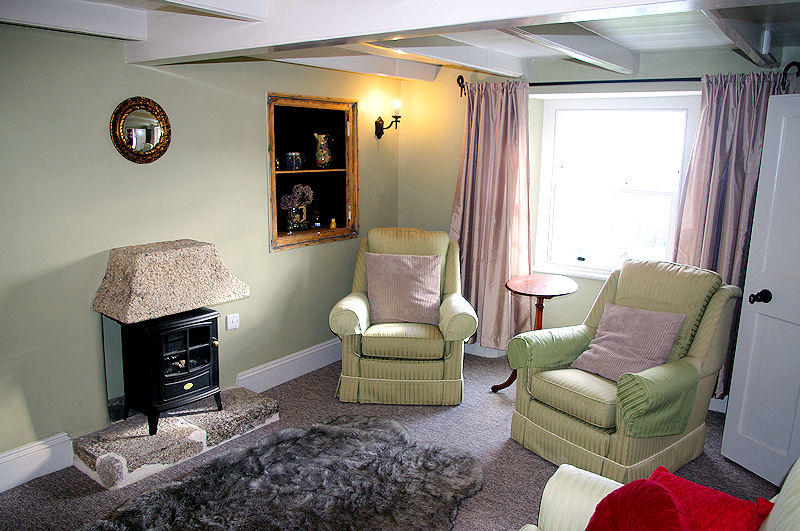 Cornwall Cottages - Prospect Cottage Lounge - Self Catering