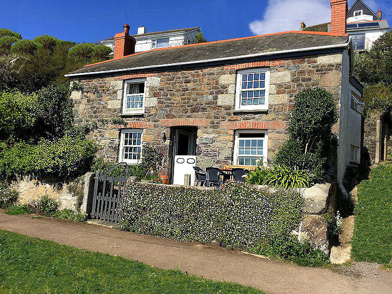 Prospect Cottage Coverack Cornwall