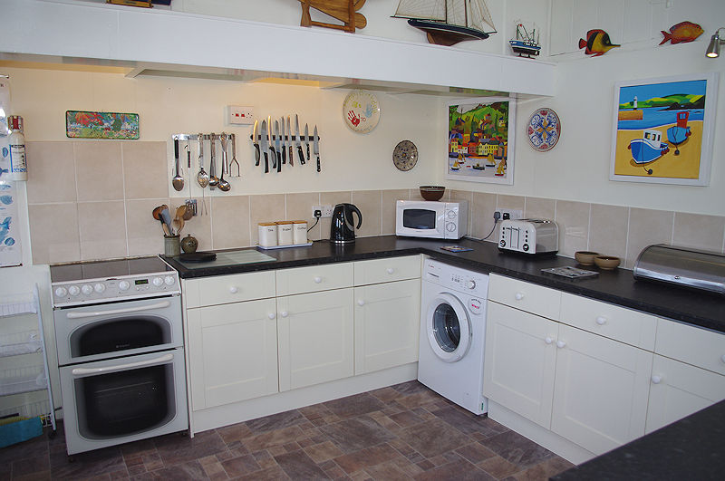 Self Catering Cornwall - a kitchen for all occasions