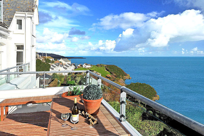 holiday cottage in Cornwall