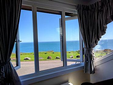 sea watch cottage - sea views