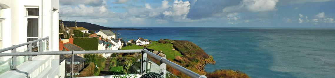 Cornwall Cottages - Coverack - Helford - Gillan